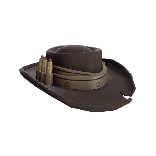 Unusual Brim-Full Of Bullets