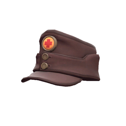 Unusual Medic's Mountain Cap