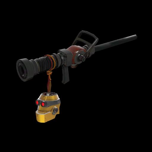 Strange Killstreak Gold Botkiller Medi Gun Mk.II