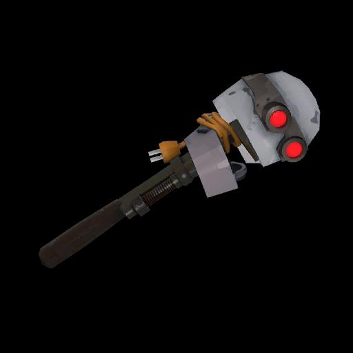 Strange Specialized Killstreak Silver Botkiller Wrench Mk.II