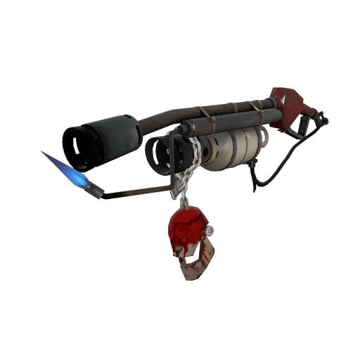 Blood Botkiller Flame Thrower Mk.I