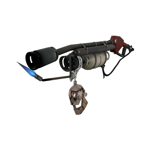 Wicked Nasty Rust Botkiller Flame Thrower Mk.I