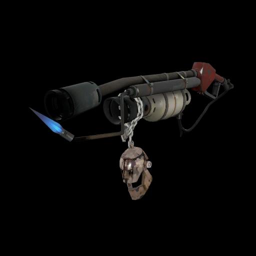 Strange Rust Botkiller Flame Thrower Mk.I