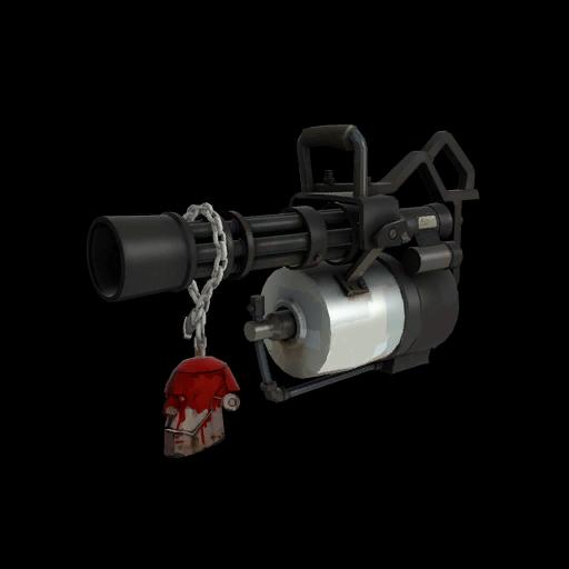 Strange Blood Botkiller Minigun Mk.I
