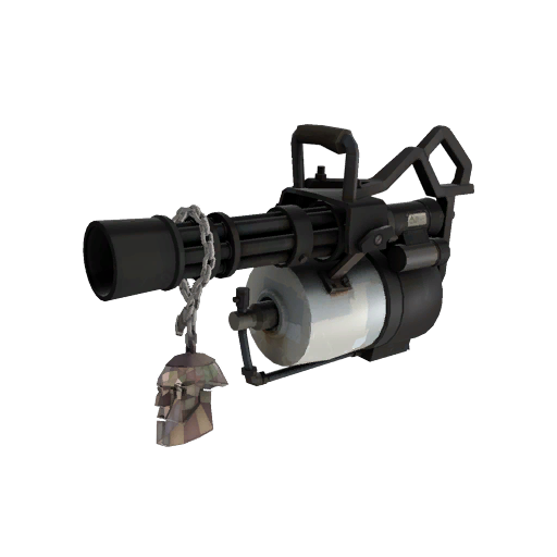 Strange Specialized Killstreak Diamond Botkiller Minigun Mk.I