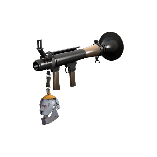 Strange Killstreak Silver Botkiller Rocket Launcher Mk.I