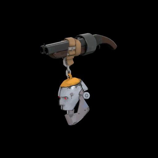 Silver Botkiller Scattergun Mk.I