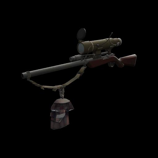Strange Professional Killstreak Carbonado Botkiller Sniper Rifle Mk.I