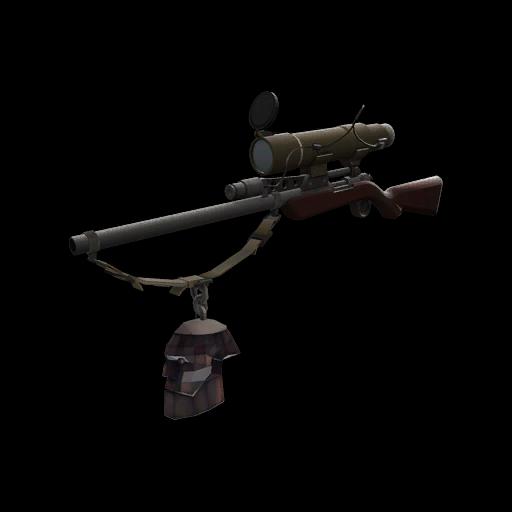 Strange Specialized Killstreak Carbonado Botkiller Sniper Rifle Mk.I