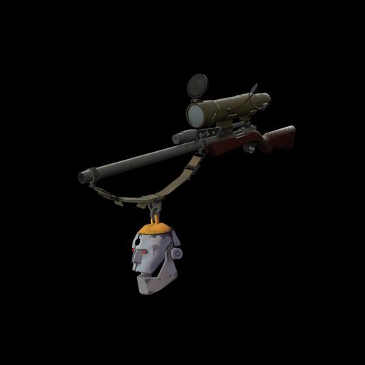 Strange Silver Botkiller Sniper Rifle Mk.I