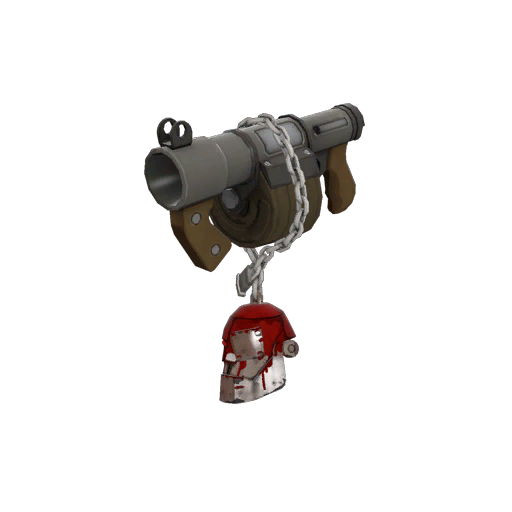 Blood Botkiller Stickybomb Launcher Mk.I