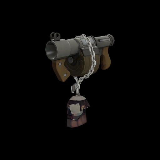 Strange Carbonado Botkiller Stickybomb Launcher Mk.I
