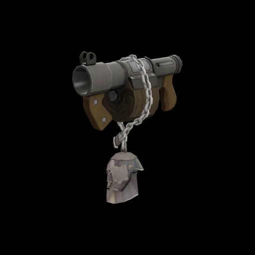 Diamond Botkiller Stickybomb Launcher Mk.I