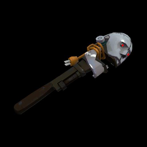 Strange Silver Botkiller Wrench Mk.I
