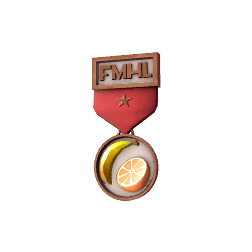 Fruit Mixes Highlander Bronze Medal