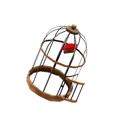 Unusual Birdcage