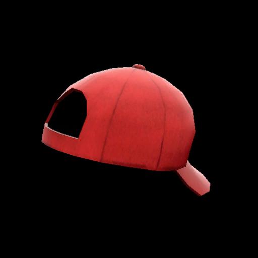 Unusual Backwards Ballcap