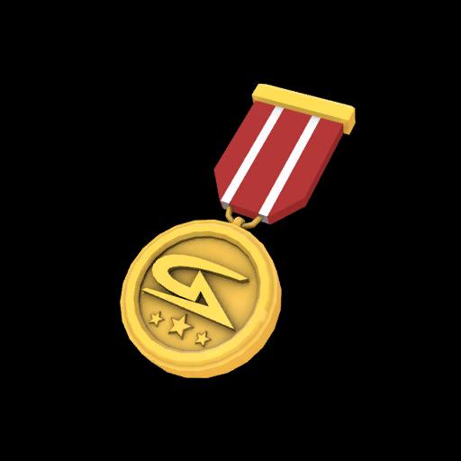 GA'lloween Gold Medal