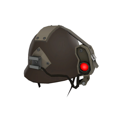 Cross-Comm Crash Helmet