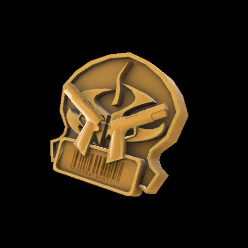The Hitt Mann Badge