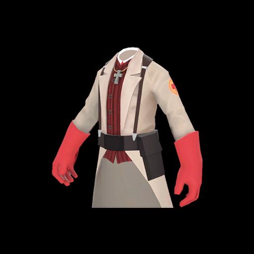 Vicar's Vestments