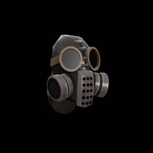 Haunted Rugged Respirator