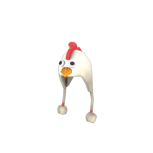 Haunted Birdie Bonnet