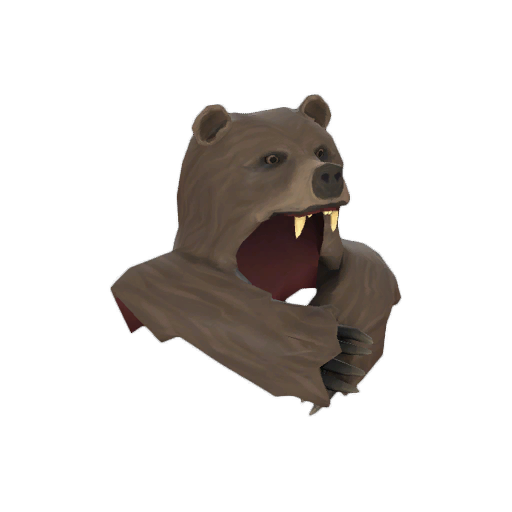 Unusual Bear Necessities