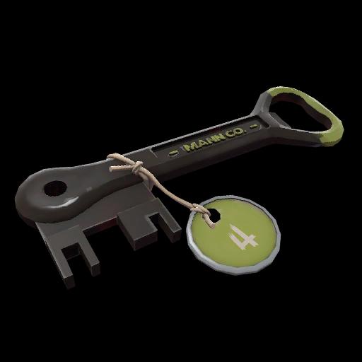 Green Summer 2013 Cooler Key