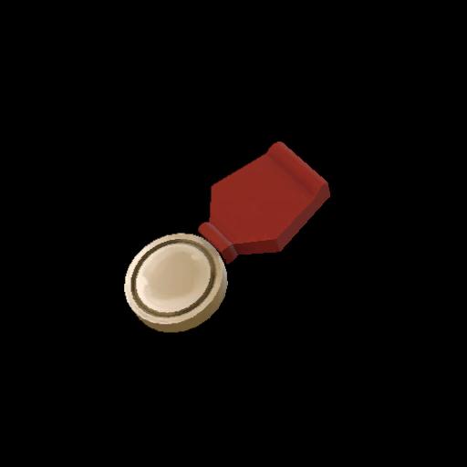 Gentle Manne's Service Medal
