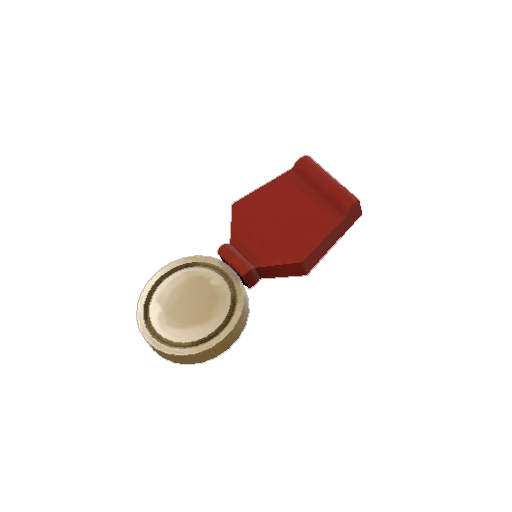 Vintage Gentle Manne's Service Medal