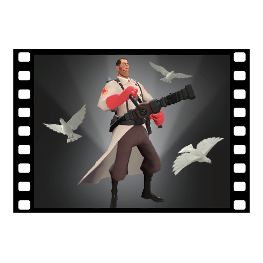 meet the medic taunt drop