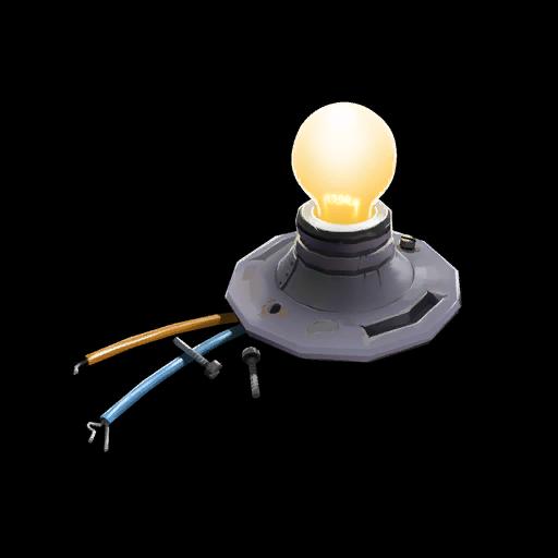 Pristine Robot Brainstorm Bulb