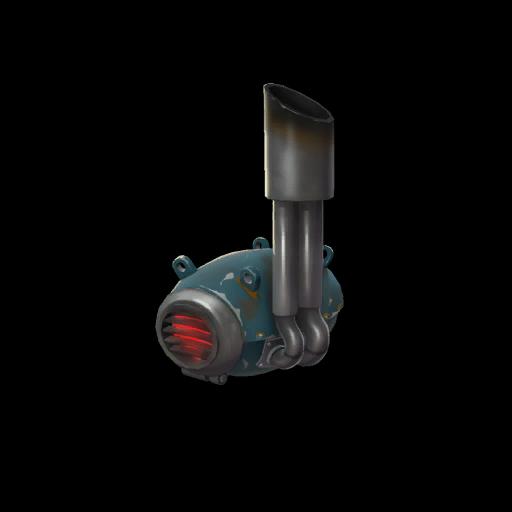 Battle-Worn Robot Money Furnace