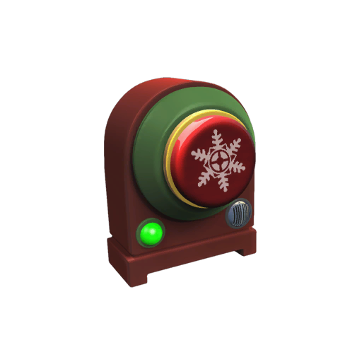 Christmas Noisemaker Tf2 2021