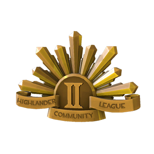 AU Highlander Community League Second Place