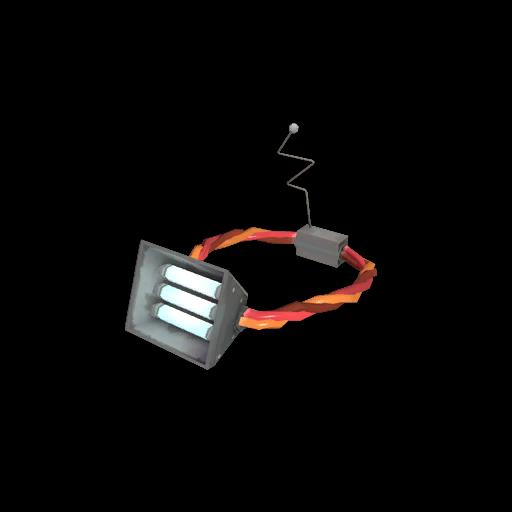 Unusual Halogen Head Lamp