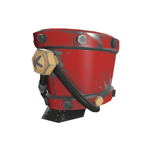Unusual Steel Shako