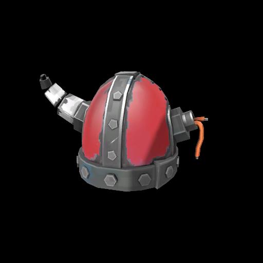 Unusual Tyrantium Helmet
