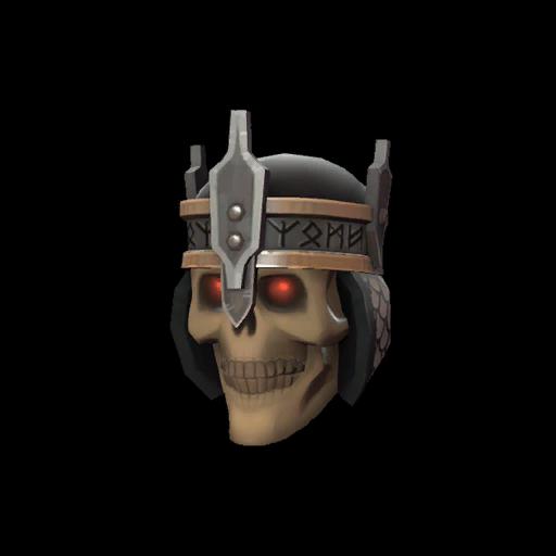 The Forgotten King's Restless Head
