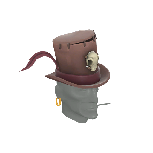 Strange Haunted Shadowman's Shade