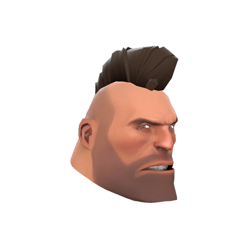 Unusual Merc's Mohawk