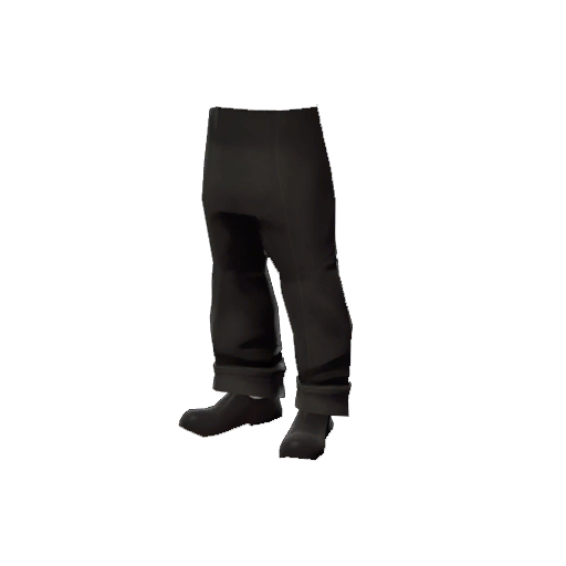 The Man in Slacks