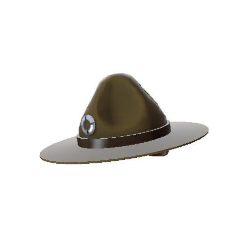 Unusual Sergeant's Drill Hat
