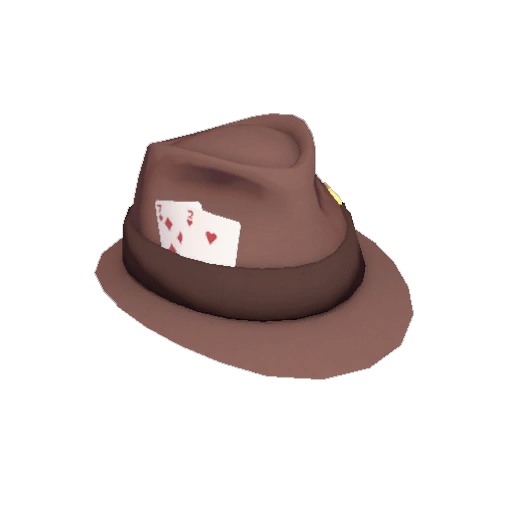 Unusual Hat of Cards