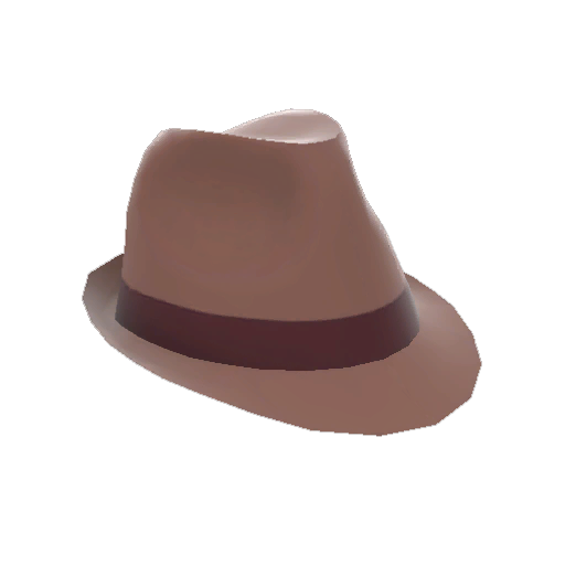 Unusual Fancy Fedora