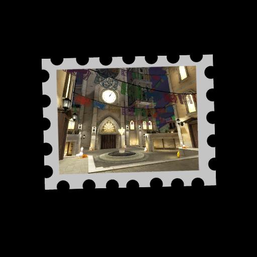 Map Stamp - Los Muertos