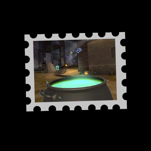 Map Stamp - Precipice