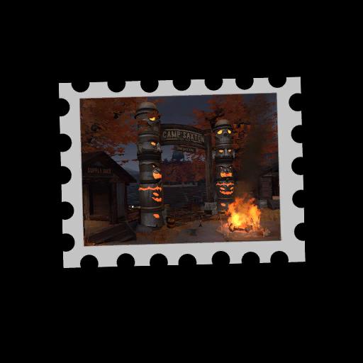 Map Stamp - Slasher
