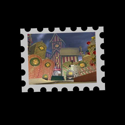 Map Stamp - Wutville